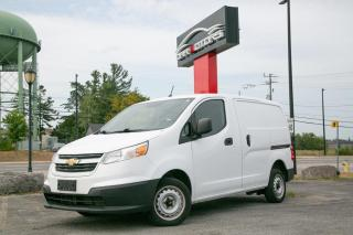 Used 2018 Chevrolet City Express 1LT CITY EXPRESS CARGO for sale in Stittsville, ON
