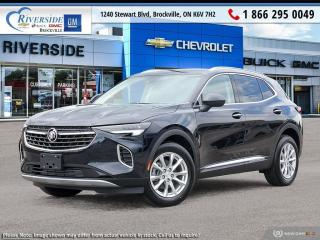 New 2021 Buick Envision Preferred for sale in Brockville, ON