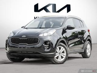 Used 2018 Kia Sportage LX for sale in Hamilton, ON