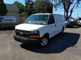 Used 2018 Chevrolet Express 2500 Work Van for sale in Sarnia, ON