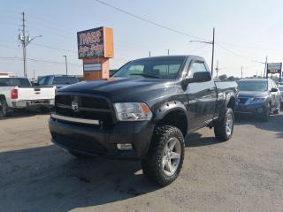 Used 2009 Dodge Ram 1500 Sport*R/T*4X4*SHORT CAB*LIFTED*TIRES*LIGHT BAR* for sale in London, ON