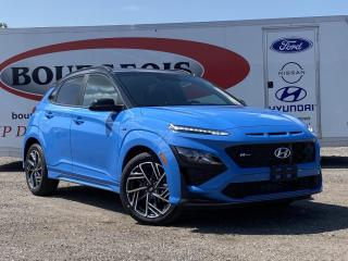 New 2022 Hyundai KONA 1.6T N Line w/Two-Tone Roof for sale in Midland, ON