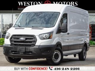 Used 2020 Ford Transit 250 MED ROOF*POWER GROUP*BTOOTH*REV CAM*ONLY 21KMS!!!* for sale in Toronto, ON