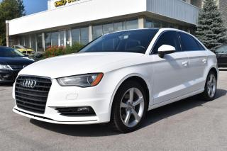 Used 2016 Audi A3 1.8T Komfort for sale in Oakville, ON