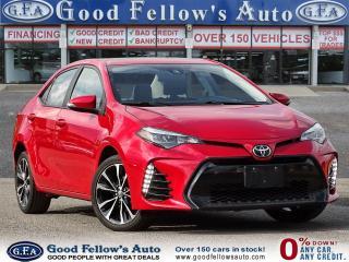 2017 Toyota Corolla SE MODEL, SUNROOF, BACKUP CAMERA, HEATED SEATS,LDW