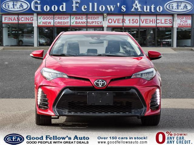 2017 Toyota Corolla SE MODEL, SUNROOF, BACKUP CAMERA, HEATED SEATS,LDW Photo2