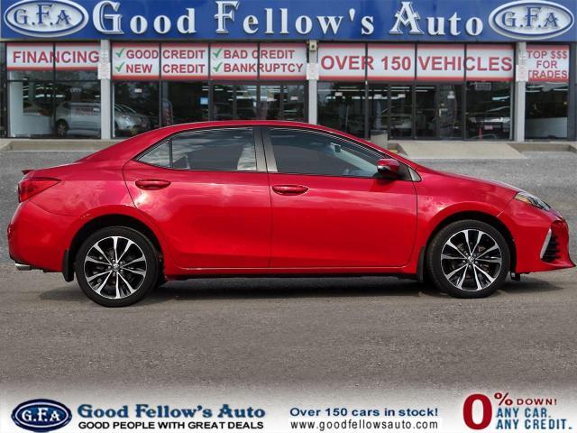 2017 Toyota Corolla SE MODEL, SUNROOF, BACKUP CAMERA, HEATED SEATS,LDW Photo3