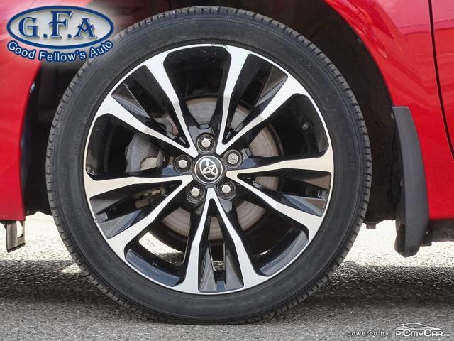 2017 Toyota Corolla SE MODEL, SUNROOF, BACKUP CAMERA, HEATED SEATS,LDW Photo6