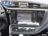 2017 Toyota Corolla SE MODEL, SUNROOF, BACKUP CAMERA, HEATED SEATS,LDW Photo34