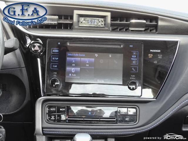 2017 Toyota Corolla SE MODEL, SUNROOF, BACKUP CAMERA, HEATED SEATS,LDW Photo13