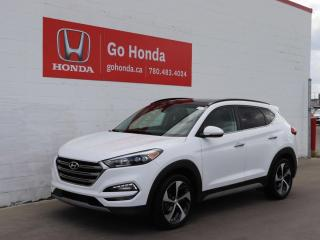 Used 2018 Hyundai Tucson ULTIMATE, PANORAMIC SUNROOF, NAVIGATION, LANE ASSI for sale in Edmonton, AB