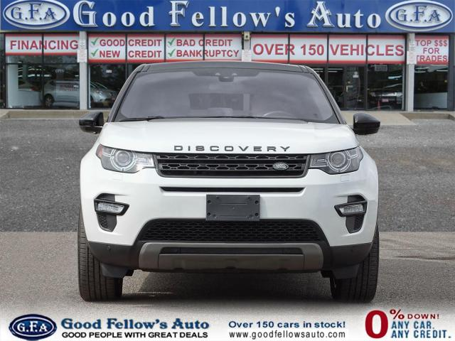 2018 Land Rover Discovery Sport HSE MODEL, LEATHER SEATS, PAN ROOF, HEATED SEATS Photo2
