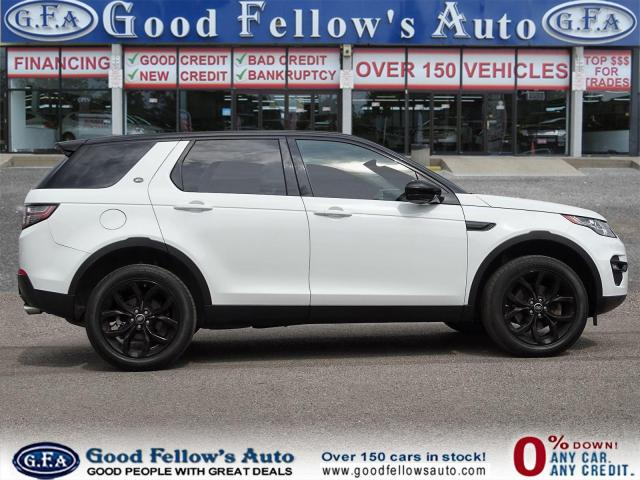 2018 Land Rover Discovery Sport HSE MODEL, LEATHER SEATS, PAN ROOF, HEATED SEATS Photo3