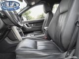 2018 Land Rover Discovery Sport HSE MODEL, LEATHER SEATS, PAN ROOF, HEATED SEATS Photo31