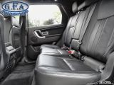 2018 Land Rover Discovery Sport HSE MODEL, LEATHER SEATS, PAN ROOF, HEATED SEATS Photo33