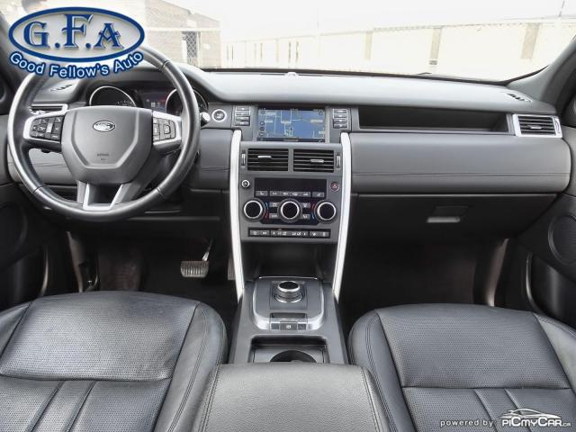 2018 Land Rover Discovery Sport HSE MODEL, LEATHER SEATS, PAN ROOF, HEATED SEATS Photo13