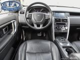 2018 Land Rover Discovery Sport HSE MODEL, LEATHER SEATS, PAN ROOF, HEATED SEATS Photo37