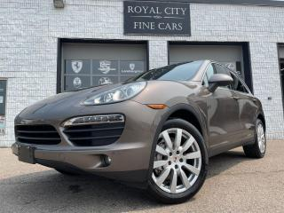 Used 2011 Porsche Cayenne S V8 // PANO ROOF // BOSE AUDIO // for sale in Guelph, ON