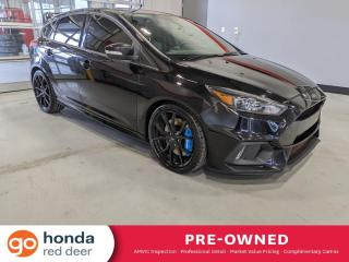 Used 2017 Ford Focus Rs for sale in Red Deer, AB