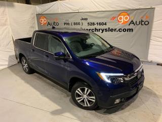 Used 2019 Honda Ridgeline EX-L for sale in Peace River, AB