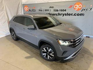 Used 2020 Volkswagen Atlas Cross Sport Trendline for sale in Peace River, AB