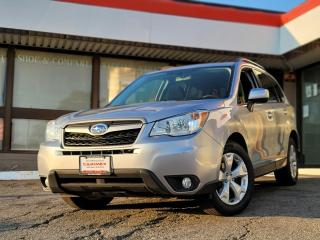 Used 2015 Subaru Forester 2.5i Convenience Package Pano Roof | Backup Camera | Heated Seats for sale in Waterloo, ON