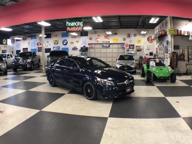 2018 Mercedes-Benz CLA-Class CLA 250 AUTO LEATHER NAVI BLUETOOTH PANO/ROOF 48K