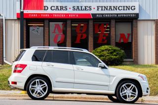 Used 2012 Mercedes-Benz GLK-Class GLK 350 | Leather | Navi | Cam | AMG Wheels for sale in Oshawa, ON