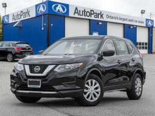 Used 2019 Nissan Rogue S FWD CVT BACKUP CAM|BLUETOOTH|CRUISE CONTROL|HEATED SEATS for sale in Georgetown, ON