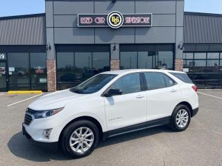 Used 2019 Chevrolet Equinox AWD 4dr LS w-1LS for sale in Thunder Bay, ON