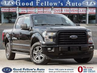 """2017 Ford F-150 SPORT SUPERCREW 145"""", 4WD, REARVIEW CAMERA, NAVI"""
