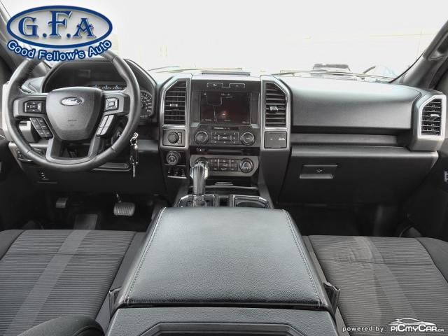 """2017 Ford F-150 SPORT SUPERCREW 145"""", 4WD, REARVIEW CAMERA, NAVI Photo12"""