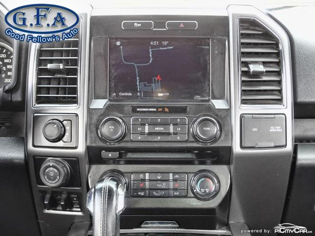 """2017 Ford F-150 SPORT SUPERCREW 145"""", 4WD, REARVIEW CAMERA, NAVI Photo14"""