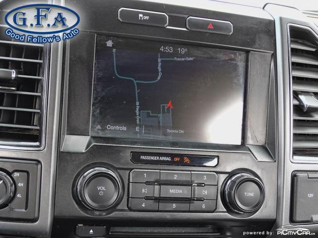 """2017 Ford F-150 SPORT SUPERCREW 145"""", 4WD, REARVIEW CAMERA, NAVI Photo19"""