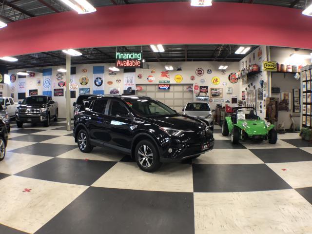 2017 Toyota RAV4 XLE AUTO A/C CRUISE CONTROL CAMERA SUNROOF 53K