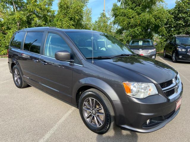 2017 Dodge Grand Caravan SXT Premium Plus ** NAV,  BACK CAM, AUTOSTART  **