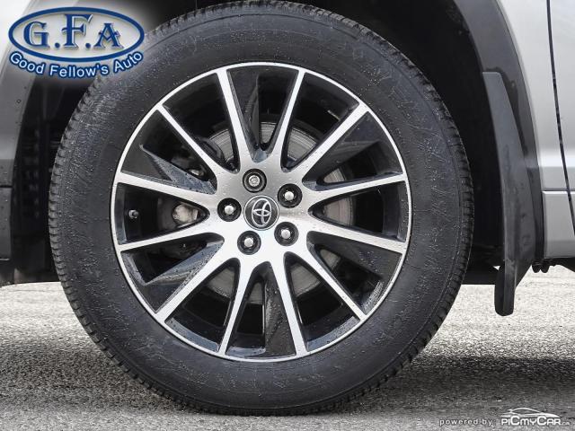 2018 Toyota Highlander SE MODEL, AWD, LEATHER SEATS, SUNROOF, NAVI, 7PASS Photo6