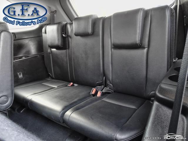 2018 Toyota Highlander SE MODEL, AWD, LEATHER SEATS, SUNROOF, NAVI, 7PASS Photo11