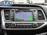 2018 Toyota Highlander SE MODEL, AWD, LEATHER SEATS, SUNROOF, NAVI, 7PASS Photo41