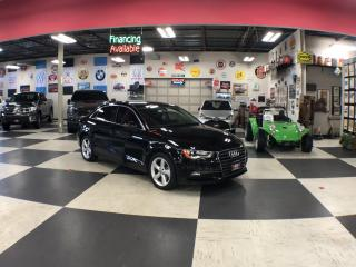Used 2016 Audi A3 1.8T Komfort AUTO A/C BLUETOOTH H/SEATS SUNROOF for sale in North York, ON