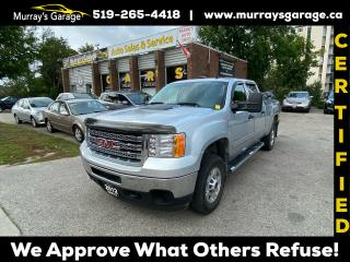 Used 2012 GMC Sierra 2500 SLE Crew  4WD for sale in Guelph, ON