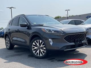 Used 2020 Ford Escape Titanium for sale in Midland, ON