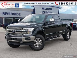Used 2018 Ford F-150 Lariat for sale in Prescott, ON
