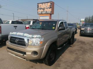 Used 2008 Toyota Tacoma EXT CAB*4X4*AUTOMATIC*V6*AS IS SPECIAL for sale in London, ON