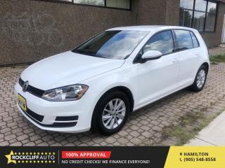 Used 2016 Volkswagen Golf 1.8 TSI Comfortline for sale in Hamilton, ON