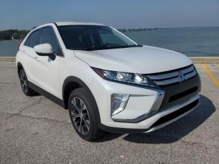 Used 2020 Mitsubishi Eclipse Cross ES 4x4 Heated Seats Bluetooth Rear Cam for sale in Belle River, ON