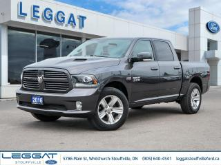 Used 2016 RAM 1500 SPORT for sale in Stouffville, ON