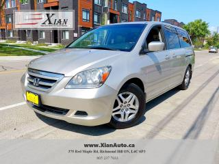 Used 2007 Honda Odyssey EX-L for sale in Richmond Hill, ON