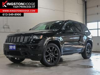 Used 2018 Jeep Grand Cherokee Laredo Altitude IV | 4X4 | One Owner | Loaded | for sale in Kingston, ON
