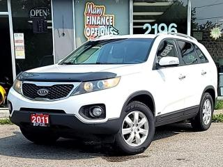 Used 2011 Kia Sorento AWD 4dr I4 Auto LX for sale in Bowmanville, ON